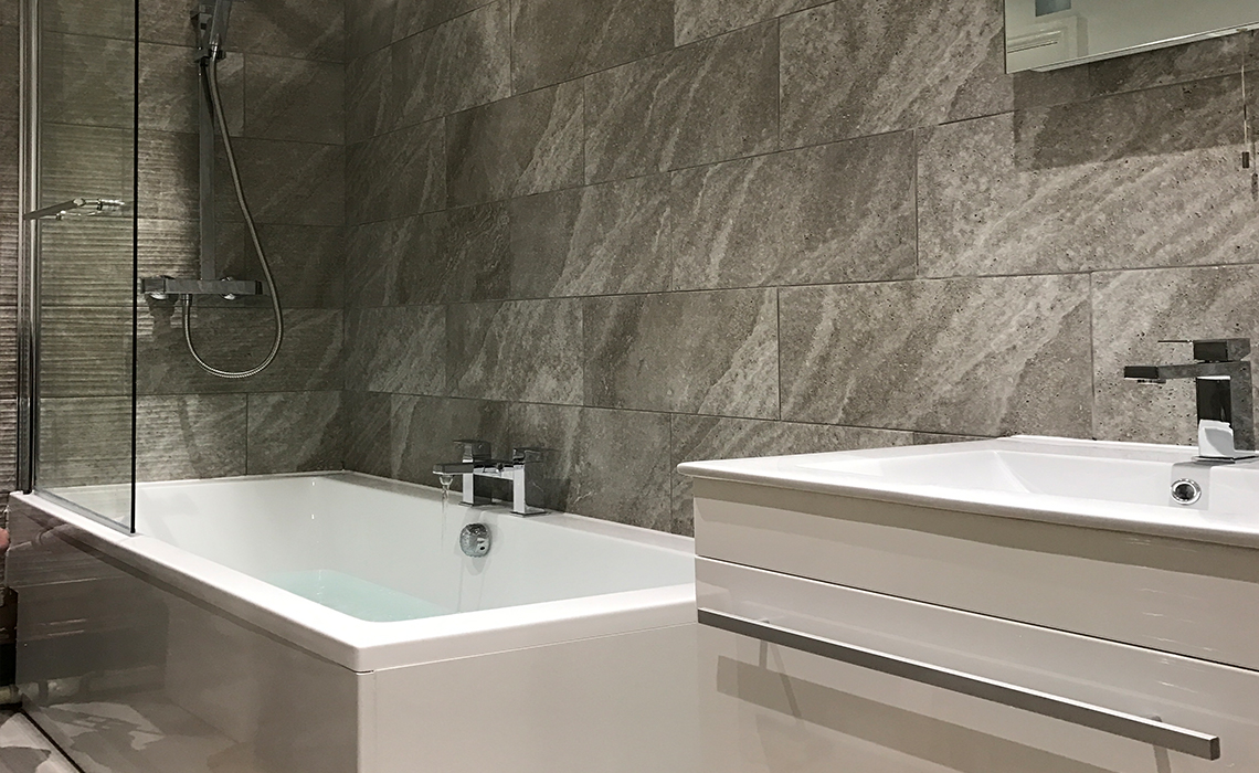 Bathroom Installation – Warrington