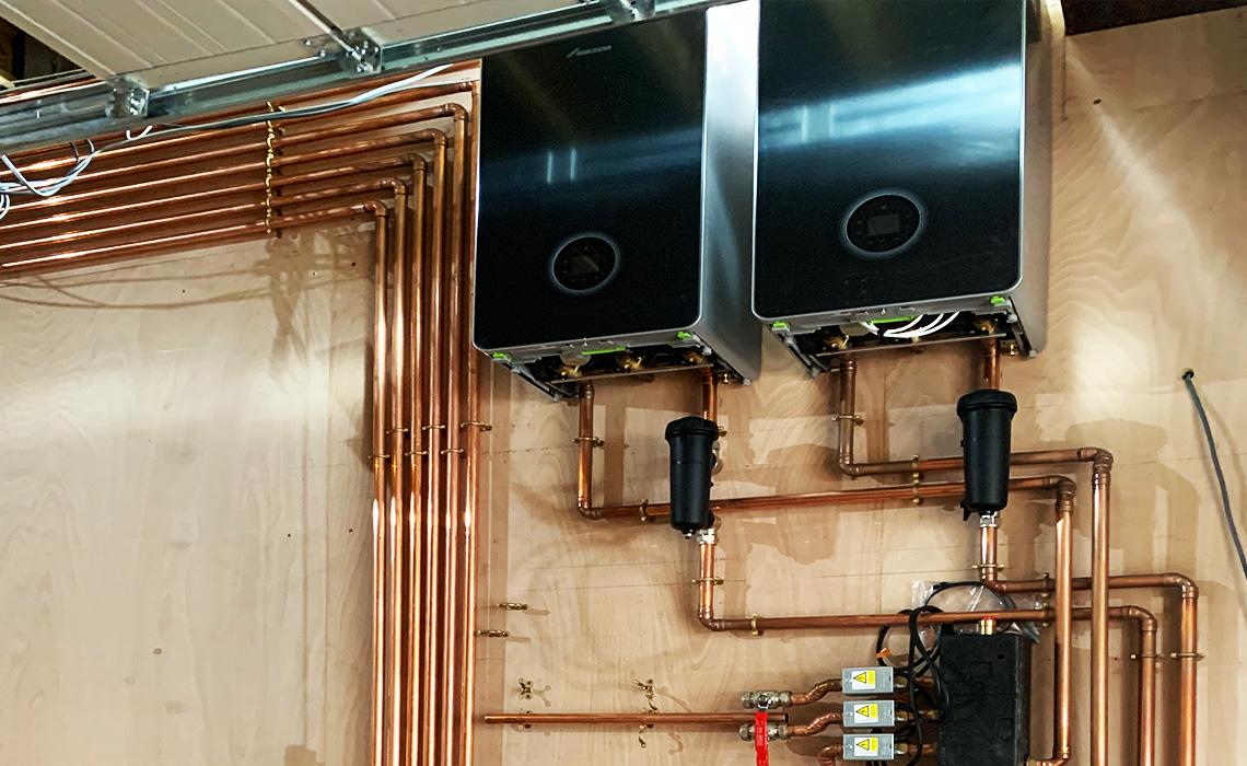 Full Heating System – Ellesmere Park