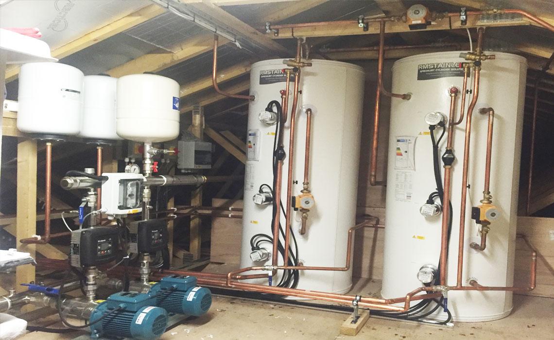Full Heating System – Monton AFC