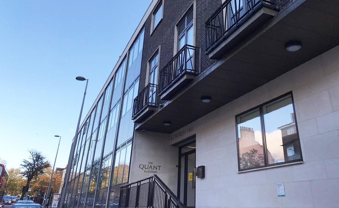Apartments Plumbing – Quant Building, London