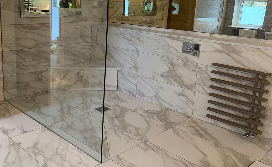 Wet Room Installation – Ellesmere Park