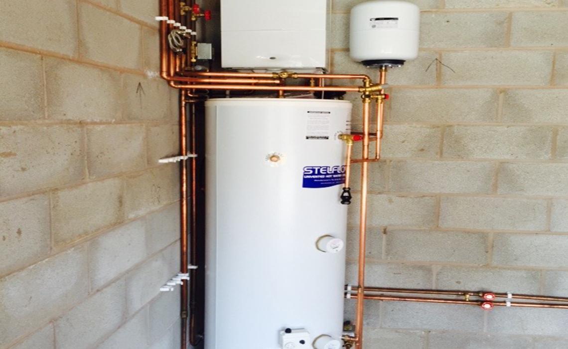 New Heating Installation – Worsley